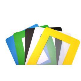 ColorCover selvklebende gjennomsiktig dokumentdeksel til gulvet (10 stk.)