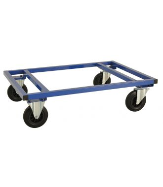 Kongamek pallet trolley for Europallet