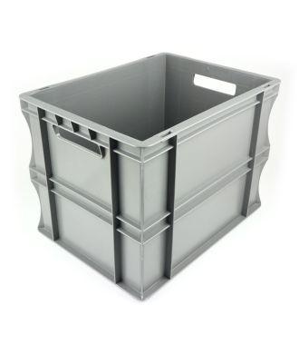 Oppbevaringskasse med rette vegger, Eurokasse 300x400x290 mm