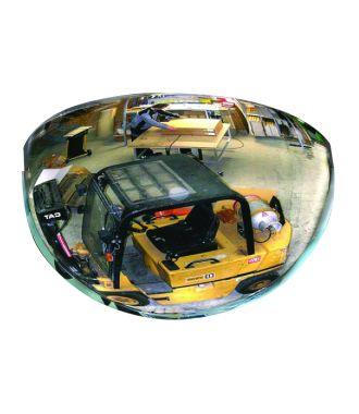 Convex mirror 180°