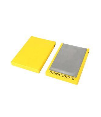 GenieGrips® Caps - beskyttelseshette for gaffeltruckarmer