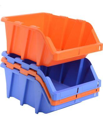 Oppbevaringskasser i plast