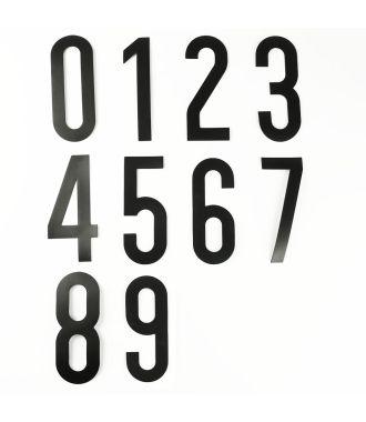 Selvklebende tallsett (0 til 9)