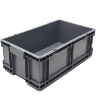 Oppbevaringskasse med rette vegger, 295x505x180 mm