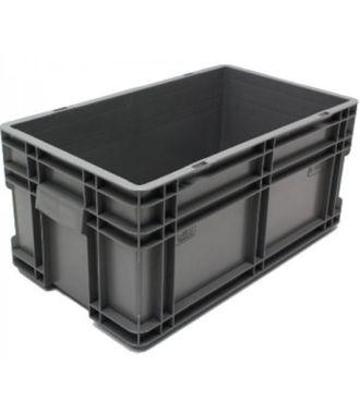 Oppbevaringskasse med rette vegger, 260x505x210 mm