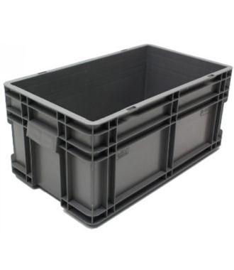 Oppbevaringskasse med rette vegger, 295x505x235 mm