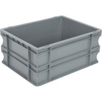 Oppbevaringskasse med rette vegger, Eurokasse 300x400x180 mm