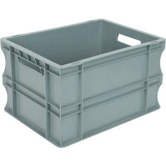 Oppbevaringskasse med rette vegger, Eurokasse 300x400x235 mm